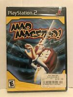 Mad Maestro (Sony PlayStation 2, 2002) Sealed