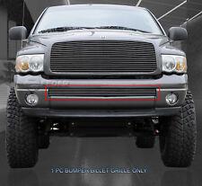 For 2006-2008 Dodge Ram Replacement Billet Grille Bumper Grill Insert Fedar