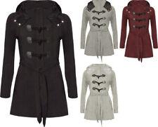Women's Regular Cotton Basic Coats & Jackets