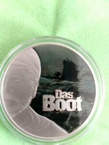 """Sammelmünze Film ,,Das Boot"""""""