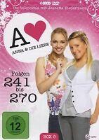 Anna und die Liebe - Box 09, Folgen 241-270 [4 DVDs] von ... | DVD | Zustand gut