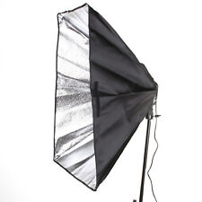 "50x70cm 20x28"" Softbox Photo Studio Video Light For 4 Socket E27 Lamp Bulb Head"
