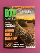 deutsche Jagd Zeitung Januar 2020 1a Abs. Top