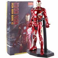 Crazy Toys 1:6 Iron Man Mark Xlv Iron Man Mk45 1/6 Scale Ironman Action Figure C