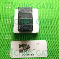 4PCS JV12S-KT DIP-4 Electromechanical Relay 12VDC 720Ohm 5A SPST-NO (17.5x10x1