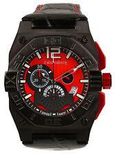 Erwachsene Tonneau-Armbanduhren mit 12-Stunden-Zifferblatt für Herren