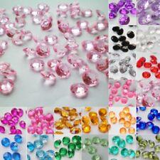 2000Pcs Diamond Confetti Wedding Floral Vase Favor Party Decor Table Scatter Gem