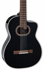 Takamine GC6CEBLK Classical Guitar in Black
