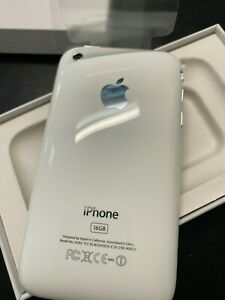 Apple iPhone 3GS 16GB A1303 3rd Generation White Rare For Collectors