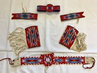 Men's Beadwork Set - Powwow
