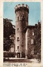 CPA Desaignes Le Chateau du Verger et la Tour (398809)