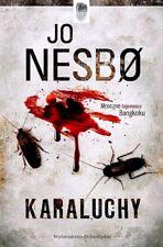 Karaluchy - Jo Nesbo Wysyłka z UK polish book polska książka