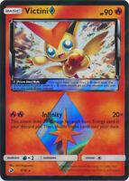 1x Pokemon TCG Victini Prism Star 7/70 Dragon Majesty Rare