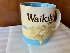 Starbucks Waikiki Icon Mug