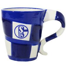 FC Schalke 04 Kaffeebecher Tasse Becher Schal Design S04 Logo