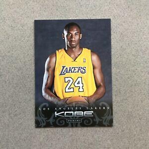 2012-13 Panini Anthology Kobe Bryant #130