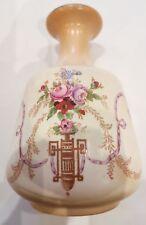 Art Nouveau Crown Ducal blush vase