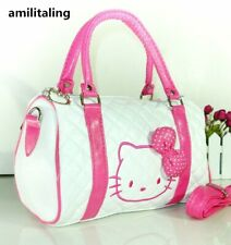 404058ded Hello Kitty Bag with Shoulder Strap Purse high quality 2 colors-FREE  SHIPPING