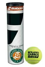Babolat Tennis Balls - French Open Roland Garros - Clay Court - 4 Pack - New!