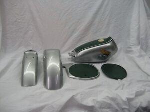 Honda Expert Green Vintage Motorcycle Paint - Aerosol - Pint - Quart