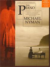 Michael Nyman The Das Piano Soundtrack Noten für Klavier