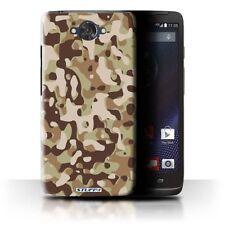 Étuis, housses et coques marron Motorola pour téléphone mobile et assistant personnel (PDA) Motorola