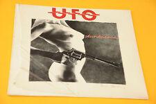 UFO LP AIN'T MISBEHAVIN ORIG GERMANY 1998 SIGILLATO SEALED TOP SEX COVER