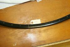 """Mach1 M111 Raw Rim 20 x 1.5/1.75"""" 20 hole BMX Rim Black NEW  MMR2"""