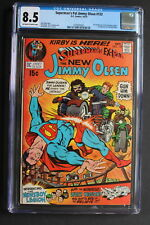 Superman's Pal Jimmy Olsen #133 KIRBY'S 4th WORLD BEGINS 1970 DC MOVIE CGC 8.5