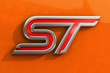 Focus ST 225 Boot Badge/Logo (Genuine Ford)