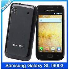 "Samsung Galaxy SL i9003 Unlocked 3G 4.0"" WIFI GPS Android 5MP Camera 4GB"