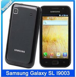 "Original Samsung Galaxy SL i9003 3G 4.0"" Touch screen WIFI 4GB GPS Android 5MP"