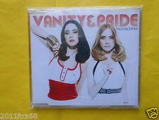 paola e chiara paola & chiara vanity & pride cd single 2008 f catalogo sigillato