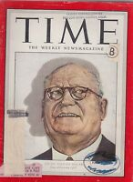 MAY 5 1952 TIME vintage news magazine SOUTH AFRICA - MALAN