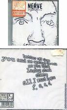 """NERVE """"Psycho poetry"""" (CD) 2001 NEUF / NEW"""