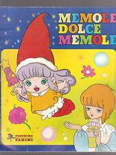 ALBUM FIGURINE PANINI - MEMOLE DOLCE MEMOLE