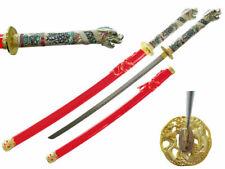 Full Size Open Mouth Dragon Katana Sword
