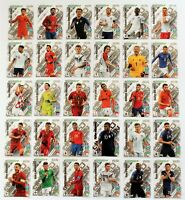 Panini Adrenalyn Road to UEFA EURO 2020 Auswahl limited Edition Karten limitiert