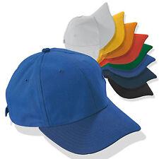 Cappellino tipo Baseball 6 pannelli in Cotone/Poliestere Regolazione in Velcro