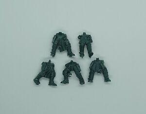 Warhammer 40k Genestealer Cult Neophyte Hybrids 5x legs A