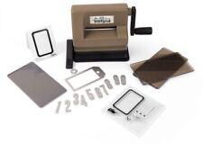 New! Sizzix Sidekick Compact Die Cutting Machine Starter Kit - Brown : 662535
