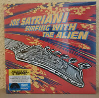 Joe Satriani ‎– Surfing With The Alien LP x2 Vinyl Gatefold RSD 2019 EU - New