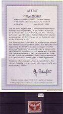 3009 Feldpost Michel 10 Ad postfrisch Falz Fotoattest