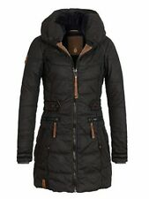 Vincent Berta Puffer Coat With Stand Collar - Winter Coat Women's Asian MEDIUM