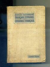 V.Salva #NUEVO DICCIONARIO FRANCÉS-ESPANOL Y ESPANOL- FRANCÉS# Garnier Hermanos
