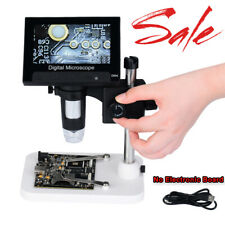 43 1000x Hd Lcd Monitor Electronic Digital Video Microscope Led Magnifier Best