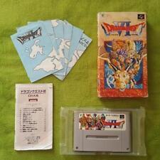 SNES Super Famicom - Dragon Quest VI 6 Maboroshi no Daichi (JAP) inkl OVP