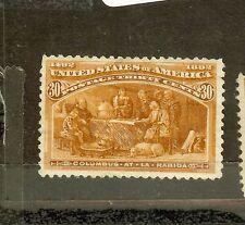 UNITED STATES (P1004B) COLUMBUS  30C SC239  MOG