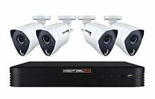 Night Owl 5MP Extreme HD 8 Ch 1 TB HDD and 4 x 5MP Cameras C-841-PIR5MPN