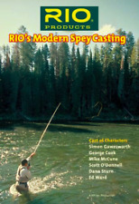 RIO's Modern Spey Casting - new DVD - film - fishing instructions